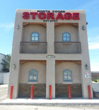 North Coors Self Storage Office Picture