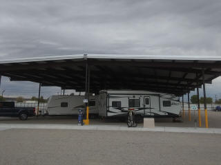 RV Storage Area