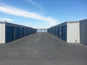 Self Storage Units Picture